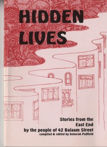 Book - Hidden Lives