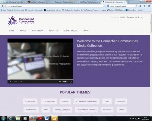 Connected Communities Media Collection