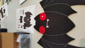 Courtesy of Michelle Hua: Wearables & e-textiles Course, Fab Lab Manchester