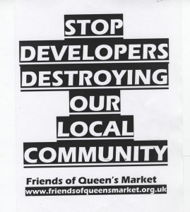 Friends of Queen's Market Campaign