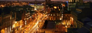 Leeds by Night