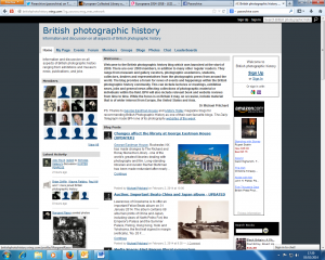 British photographic History