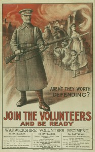 Courtesy of the Library of Birmingham: WW1 poster
